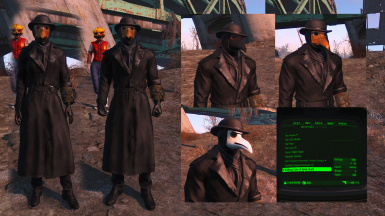 Plague Doctors of the Commonwealth