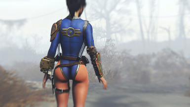 Armored Leotard - Ultimate Nuka Sweetroll Edition