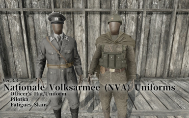 Communist Army's outfit