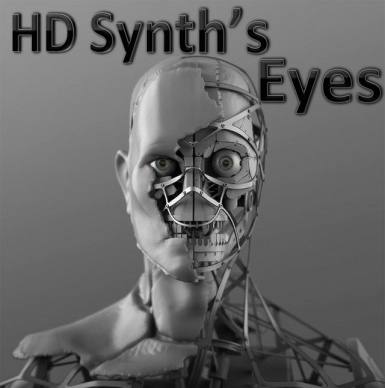 Synth's eyes HD (Different Colors)