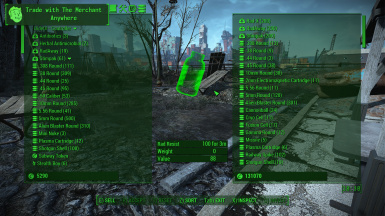 Cheat Terminal at Fallout 4 Nexus - Mods and community