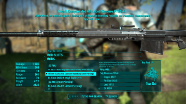 Modular Simonov PTRS Explosion Improvement at Fallout 4