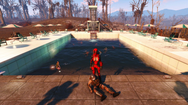 Fallout  Build Your Own Pool