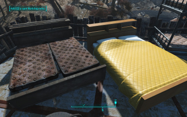 Fallout  Bunk Bed Mod