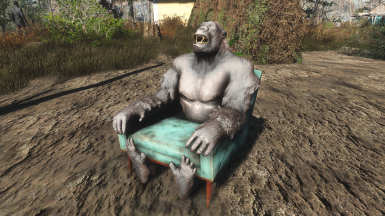 Ghoulrilla Pack Chair