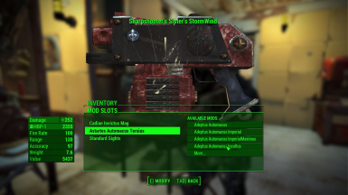 40K Bolters and Bolt Pistols at Fallout 4 Nexus - Mods and