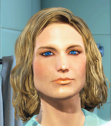 Female Blue Eyes low-res