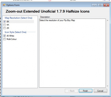 Zoom out Extended for 1 7 9 Halfsize Icons Installer