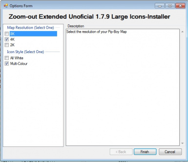 Zoom out Extended for 1 7 9 Large Icons Installer