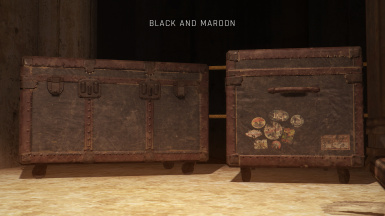 Steamer Trunks Retextured