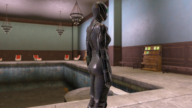 Improved Far Harbor Wetsuit
