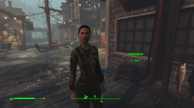 Far Harbor Harborwomen Changed to Harbormen