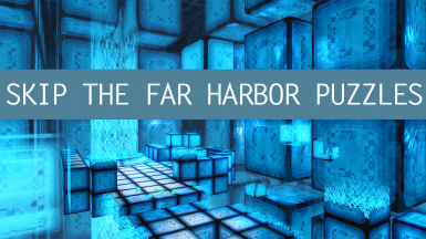 Skip Far Harbor Memory Puzzle