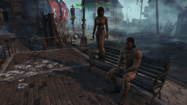 Far Harbor Trapper Diving suit fix