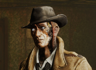 Nick Valentine reimagined