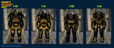 Divine Crusader   Power Armor Skin   3