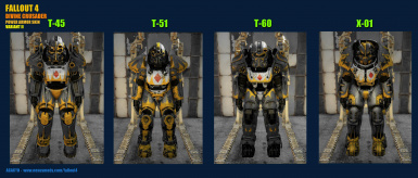 Divine Crusader   Power Armor Skin 2