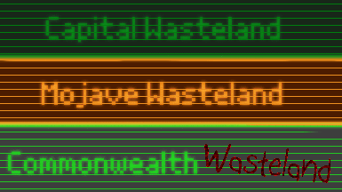 Commonwealth Wasteland - A Renaming
