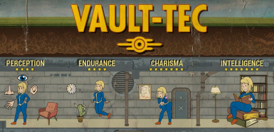 Vault Girl Perk Tree