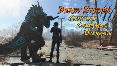 Beast Master - Creature Companion Overhaul