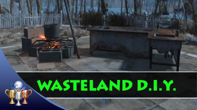 Wasteland DIY Achievement Save Game