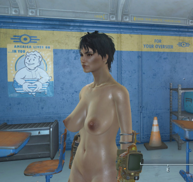 Larger Areola for Caliente's CBBE Texture