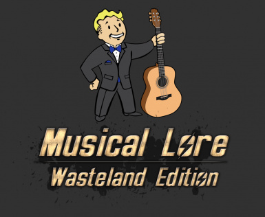 Musical Lore - Wasteland Edition (Soundtrack Mod By Nir Shor)