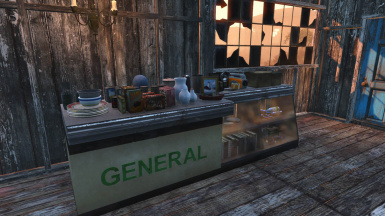 Do it yourshelf clutter for shelves and bookcases at fallout 4 things new trade stations has snap points solutioingenieria Image collections