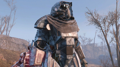 T-49 - Armor of the Storyteller