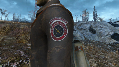 Minutemen Provisioner Uniform