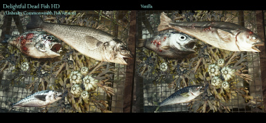 Fishmarket Comparison