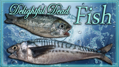 Delightful Dead Fish - HD Retextures for the Commonwealth and Far Harbor DLC