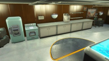 Kitchen - Credit - The3rdType