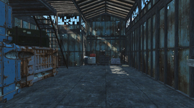 Warehouse - Interior