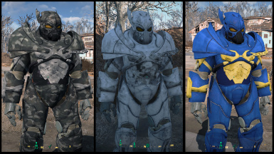 Midwestern Power Armor