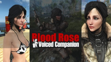Blood Rose - Voiced Companion with Affinity