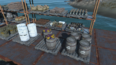 New clutter and DIY compatibility pallet