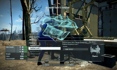 Armored Vault 13 Jumpsuit At Fallout 4 Nexus Mods And Community