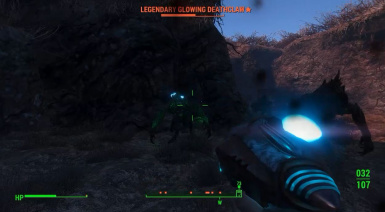 Deathclaw Valley - New Location