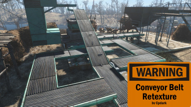 Conveyor Belt Retexture