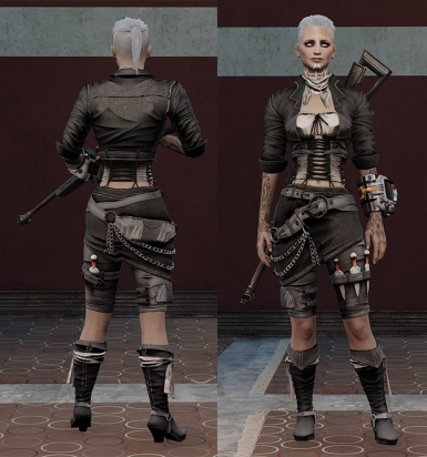 Rogue Outfits