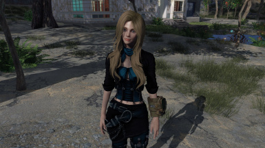 Rogue Outfit
