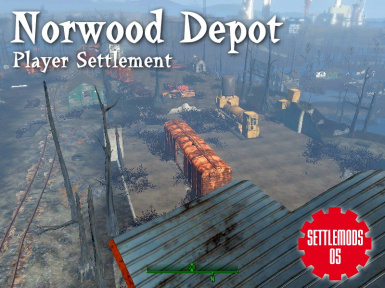 Norwood Depot - Player Settlement