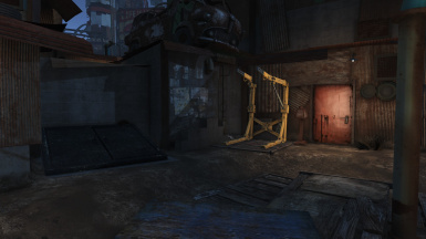 Diamond City Home Plate basement