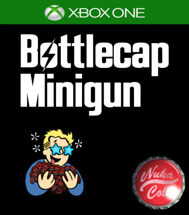 Bottlecap Minigun
