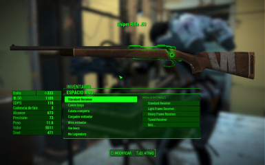 Sniper Rifle .50 (Custom Damage)
