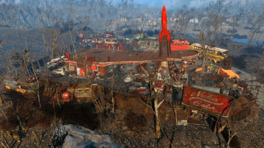 Red Rocket Settlement by XXIV Games