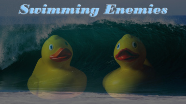 Swimming Enemies
