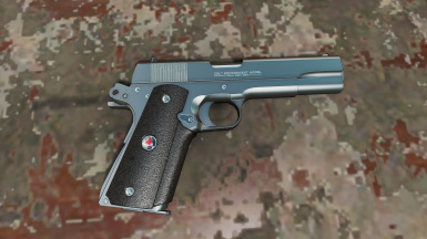 Colt Delta Elite - 10mm Replacer at Fallout 4 Nexus - Mods and community