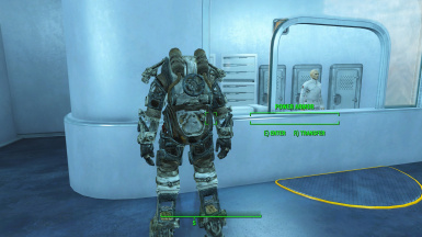 Buy Power Armor at the Institute